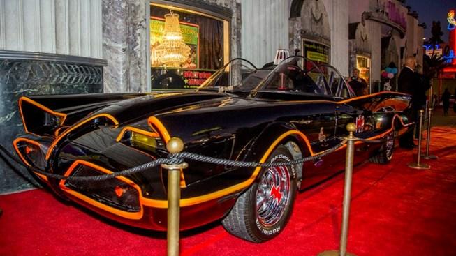 Things to Do This Week: 'Batman '66' Exhibit