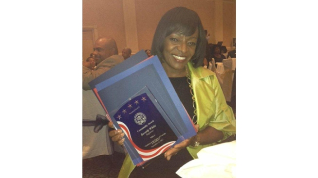 NBC4's Beverly White Receives Pasadena NAACP Honor