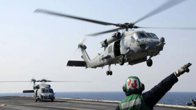 Air Crew Exposed to Radiation, USS Reagan Diverted
