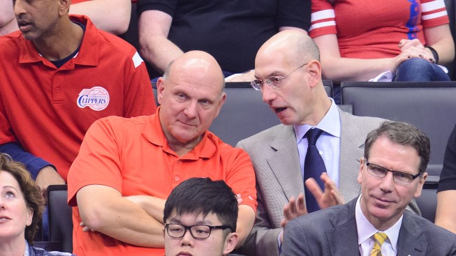 Clippers Owner Ballmer to Teach Business Classes at Stanford and USC