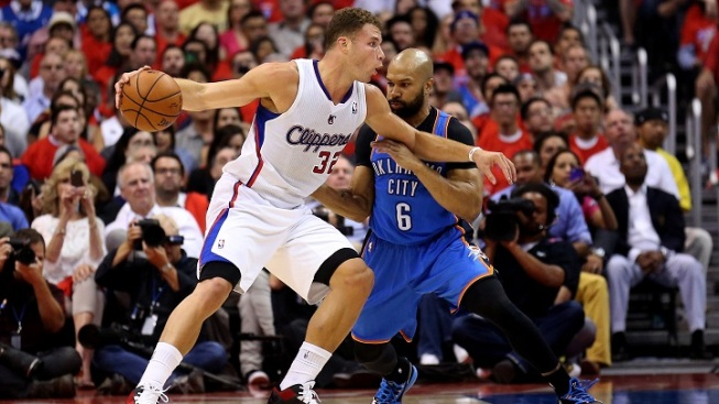 Clippers Pushed Out of Series by Thunder in Game 6