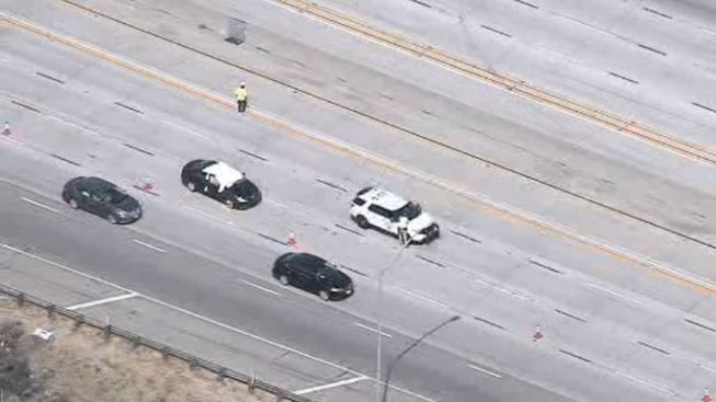 Tire Flies Off Car, Strikes Another Car, Killing Driver, on Freeway