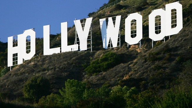 Hollywood Sign Ready for Makeover With 300 Gallons of Paint