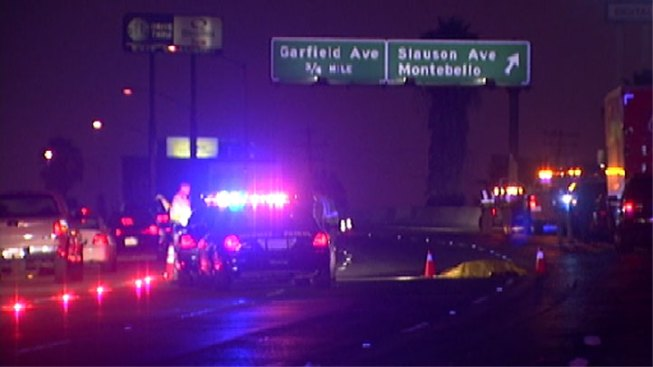 Lanes Reopen After Pedestrian Fatality on 5 Freeway Prompts Closures