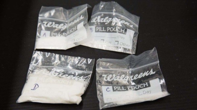 CBP & TSA Intercept Crystal Meth Smugglers at LAX