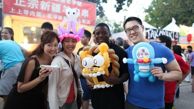 626 Night Market Starts Its Summer Run