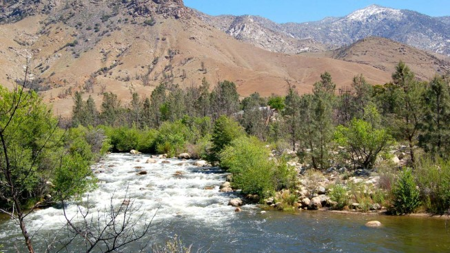 Kern River Missing Man's Body Found