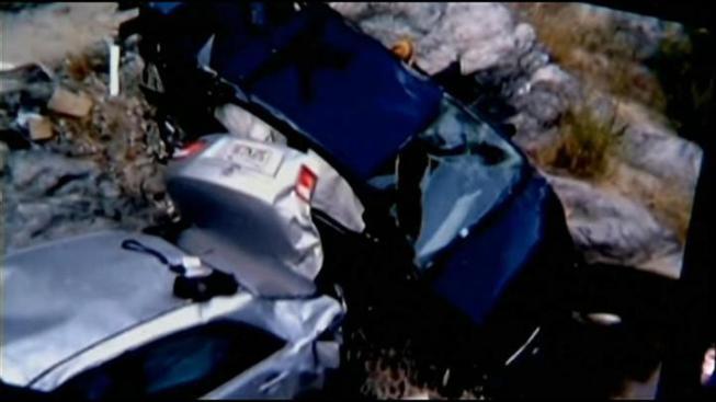 California Dmv Records >> DMV Records Show LA Man Owned Car Found in Ravine - NBC Southern California