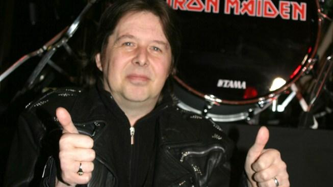 Former Iron Maiden Drummer Clive Burr Dies at 56