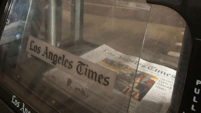 Los Angeles Times Raises Prices