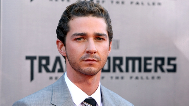Shia LaBeouf Apologizes After Being Accused of Plagiarism