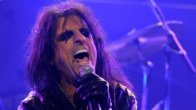 Alice Cooper Has a Message for You