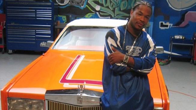 Xzibit Gives Auto Advice to Kids in Santa Monica