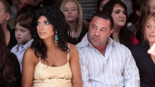 """""""Real Housewives of New Jersey"""" Stars Charged with Fraud"""