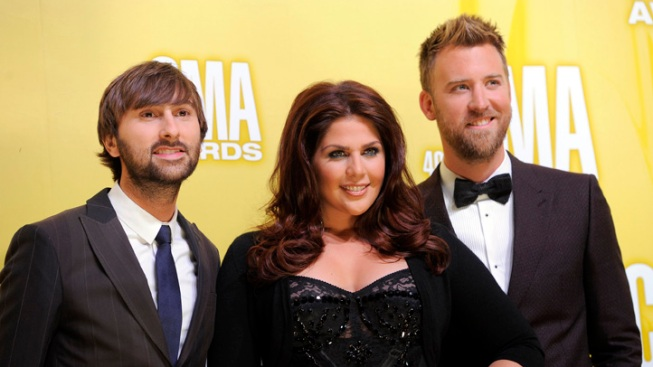 "With Pressure Off, Lady Antebellum Returns with ""Golden"""