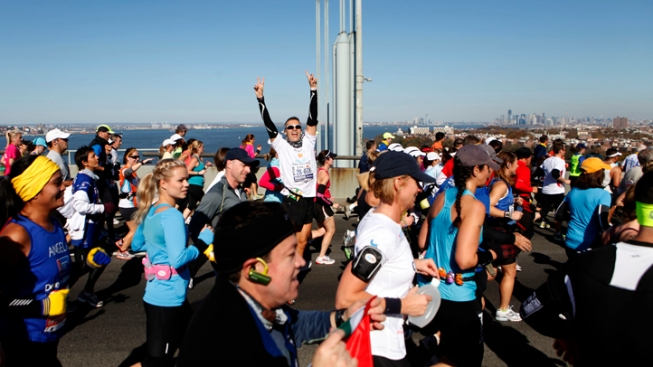 Runners Ready To Register For LA Marathon