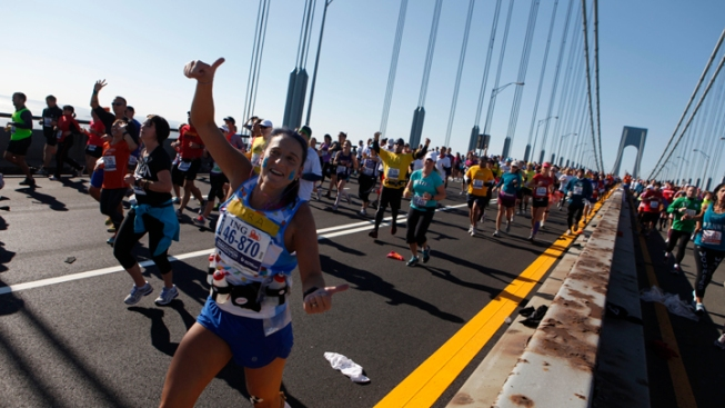 NYC Marathon Weighs Starting Line Change Due to Government Shutdown