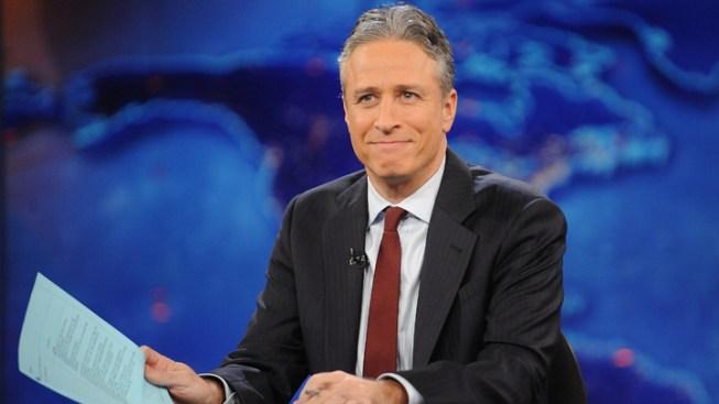 """""""Cash of the Titans"""": Jon Stewart Mocks Romney's Financier"""