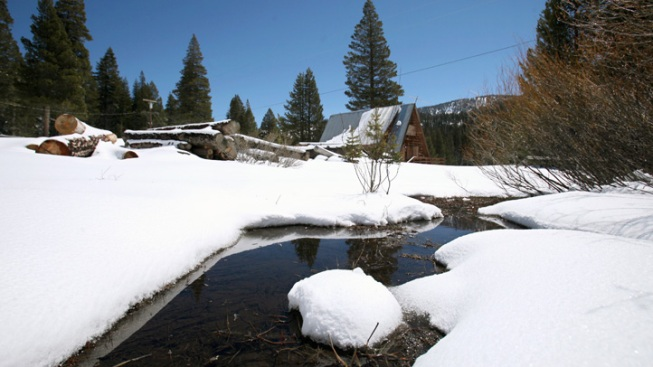 CA Water Officials Set to Survey Vital Sierra Snowpack