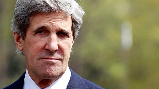 Kerry Now Front-Runner to Lead State Department