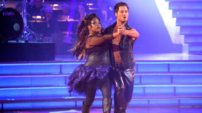 """View"" Co-Host Sherri Shepherd Booted Off ""Dancing"""