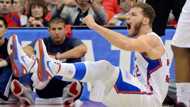 Report: Blake Griffin Injures Knee During Team USA Scrimmage