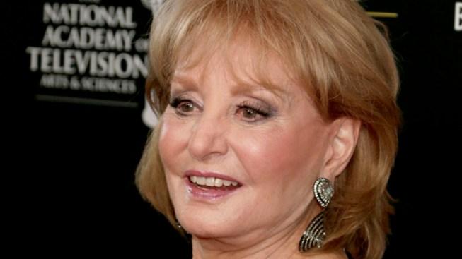 Barbara Walters Hospitalized With Chickenpox