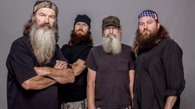 """Duck Dynasty"" Goes Down-Home for the Holidays with Album Release"