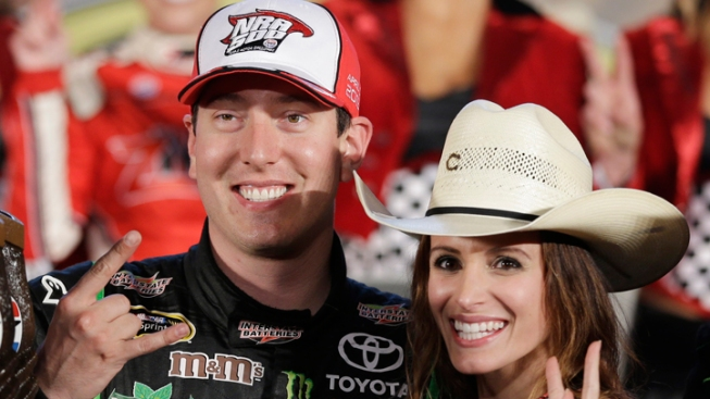 Kyle Busch Gets NASCAR Weekend Sweep at Texas