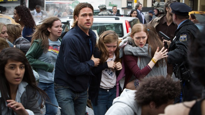 Brad Pitt's World War Z May Come Back to Life for Sequel