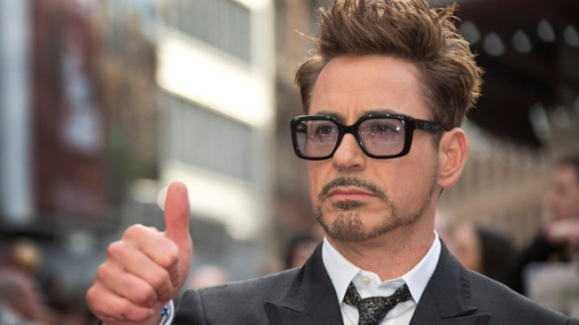 Robert Downey Jr. Consoles Crying Kid Hoping for an Iron Man Meetup