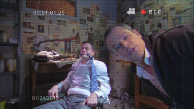 "Matt Damon ""Hijacks"" Jimmy Kimmel's Show"