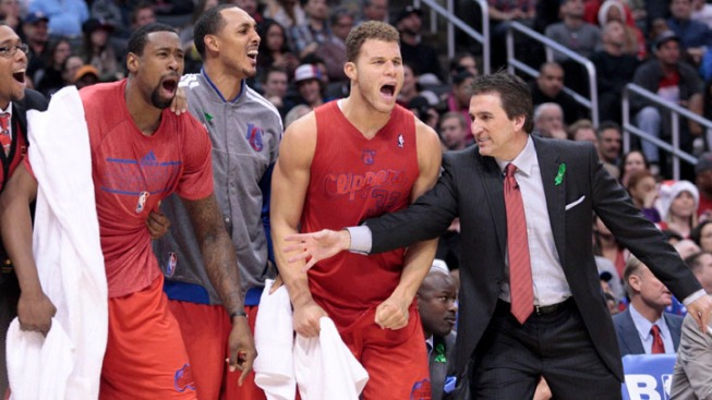 Clippers Win 14 in Row, Set Franchise Record