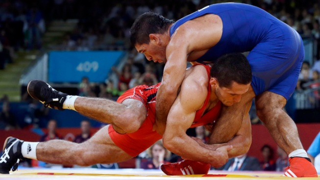 Olympic Wrestling Gets Reprimand for Rules Infringement