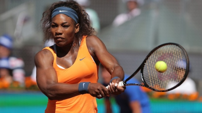 Serena Williams to Face Sharapova in Madrid Final