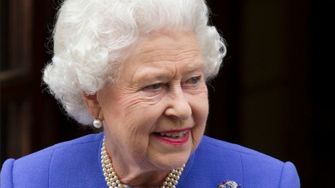 British Man Charged With Defacing Queen's Portrait