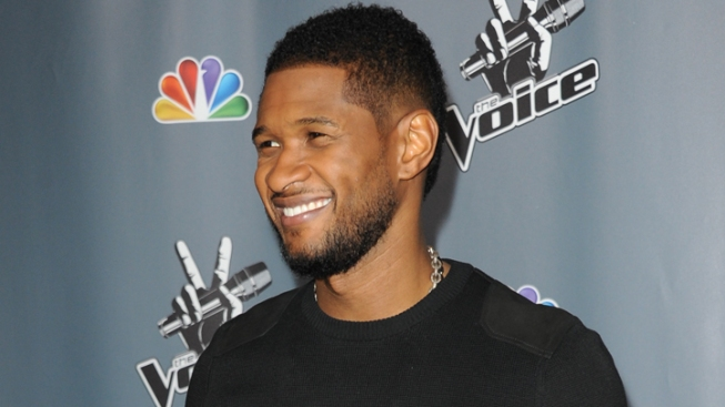 Usher to Curate Music for July 4th Fireworks Show