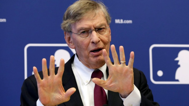 Selig, MLB Honor Civil Rights Pioneers