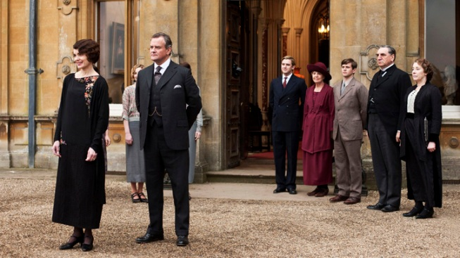 Downton Abbey Recap: Mary and Matthew Go to the Chapel--But Did They Get Married?