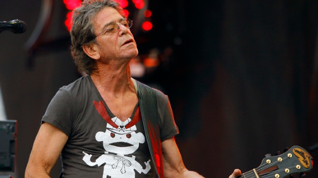 Wife: Lou Reed Recovering After Liver Transplant