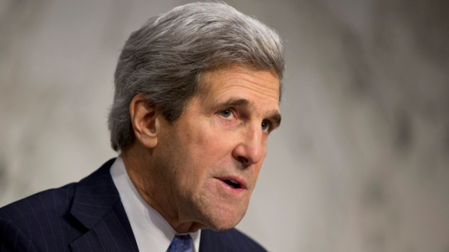 "Kerry: U.S. to ""Do What We Must"" to Stop Iran on Nukes"