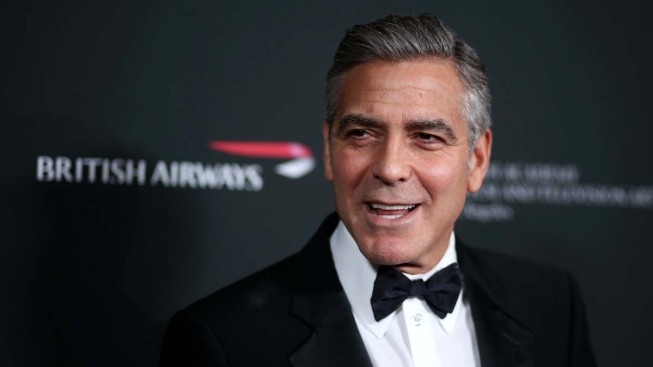 "George Clooney Blasts Steve Wynn as an ""A--hole"" After Fight Over President Barack Obama"