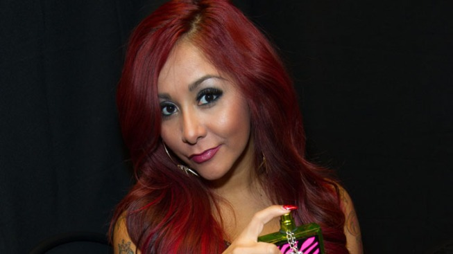 """Snooki Eliminated on """"Dancing With the Stars"""""""