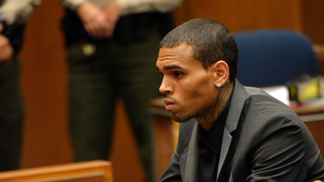 Chris Brown Sentenced to 1,000 Hours Labor