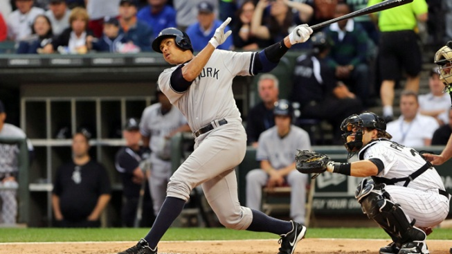 White Sox Crowd Boos A-Rod After Suspension