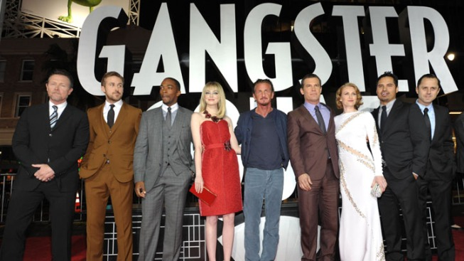 """Gangster Squad"" to Debut After Reality Intervened"