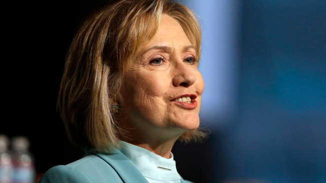 """Hillary Clinton, in Miami, Says She Hopes """"Final Glass Ceiling"""" Is Broken: Report"""