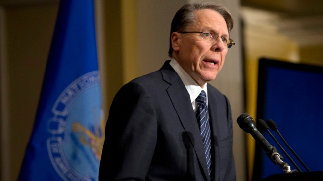 """NRA Criticizes Obama's Reference to """"Absolutism"""""""