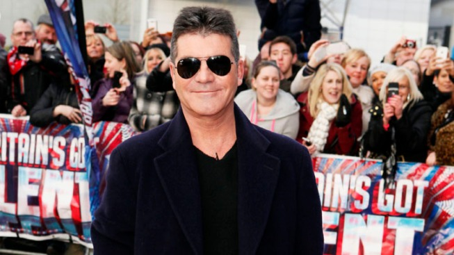 Simon Cowell Launches Online Talent Contest
