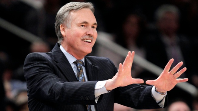 New Head Coach Mike D'Antoni Announced He Will Coach Tuesday Night vs Nets